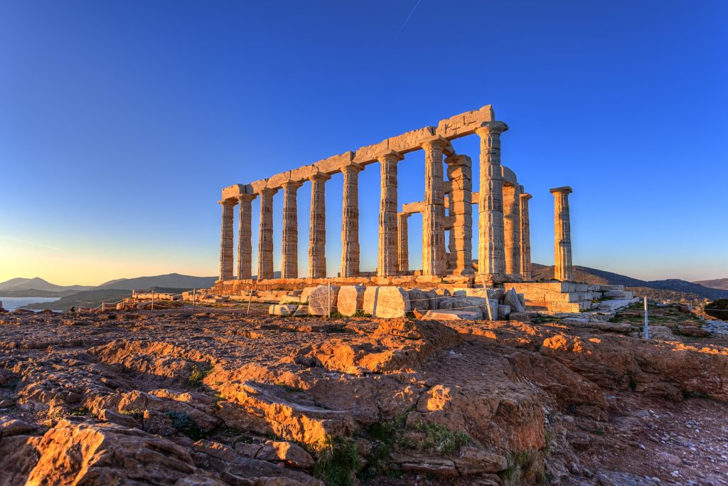 5 Day Sailing Trip - Athens to Kea