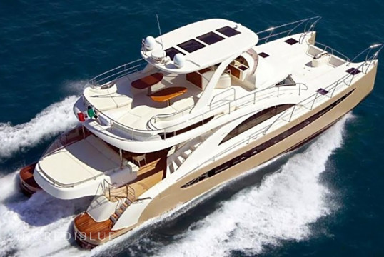 Noleggiare catamarano Rodriguez 62ft  Cat a Downtown Miami, Florida del sud