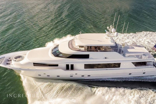 Yacht rent Westport  112 in Miami Beach, South Florida