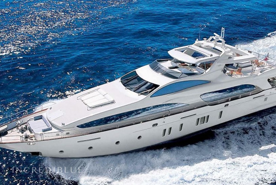 Yacht rent Azimut 116 in Fort Lauderdale , South Florida