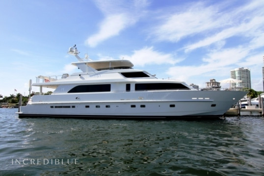 Yacht rent Hargrave 11 in Miami Beach, South Florida
