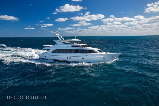 Yacht rent Hargrave Custom in Miami Beach, South Florida