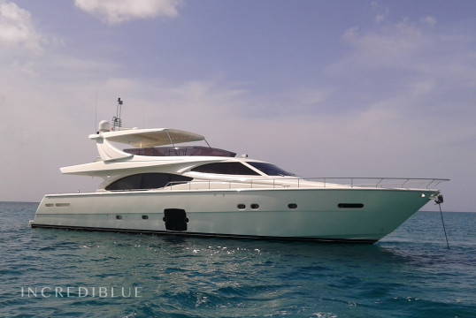 Yacht rent Ferretti 1 in Boca Raton, South Florida