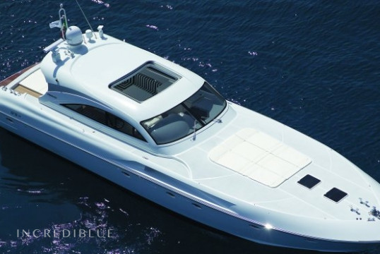 Huur jacht Rizzardi 73 Hard-Top in Port Vauban, Alpi Marittime - Antibes