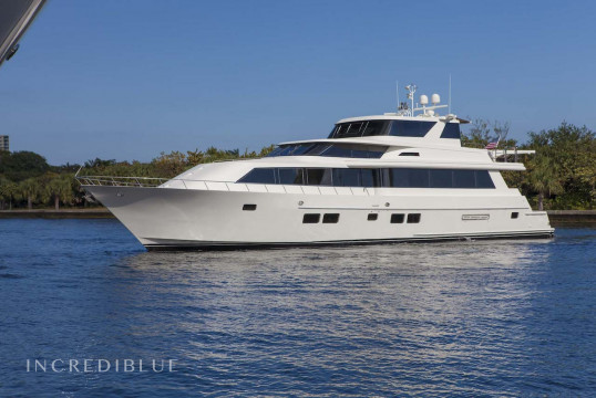 Yacht rent Custom 100' Westship in Coconut Grove, South Florida