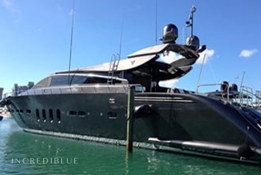 Yacht rent Leopard 106' in Coconut Grove, South Florida