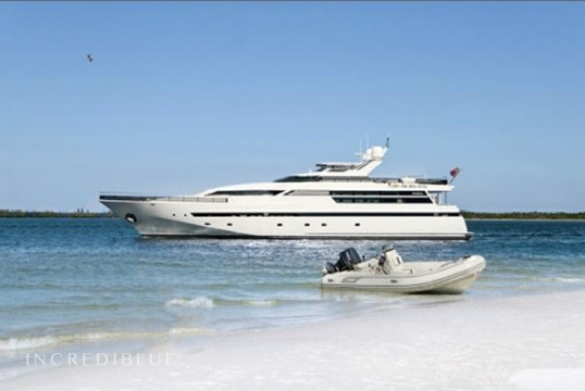 Yacht rent Esterel  105' in Naples (Florida), South Florida
