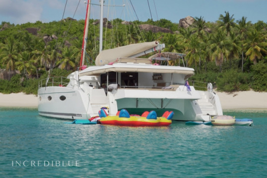Catamaran rent Fountaine Pajot 59 in Yacht Haven Grande, United States Virgin Islands