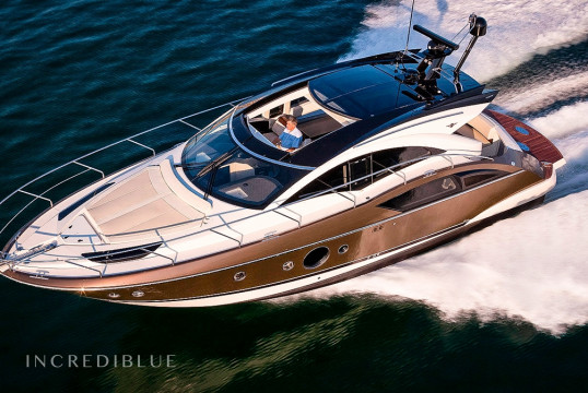 Прокат моторных яхт Marquis yachts 43', Downtown Miami, Южная Флорида