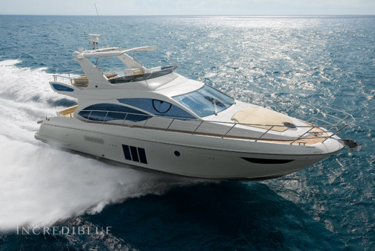 Yacht chartern Azimut 55', Coconut Grove, South Florida