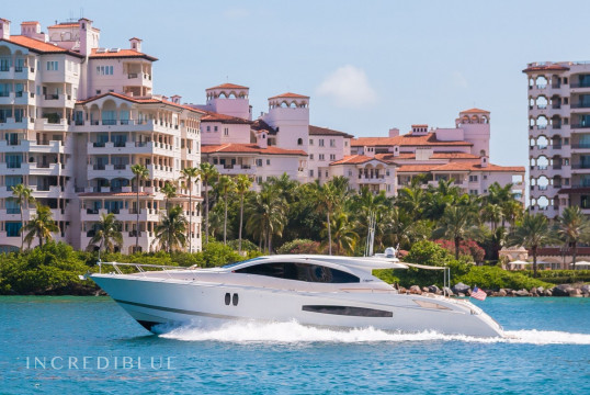 Yacht rent Lazzara  75' LSX in Downtown Miami, South Florida