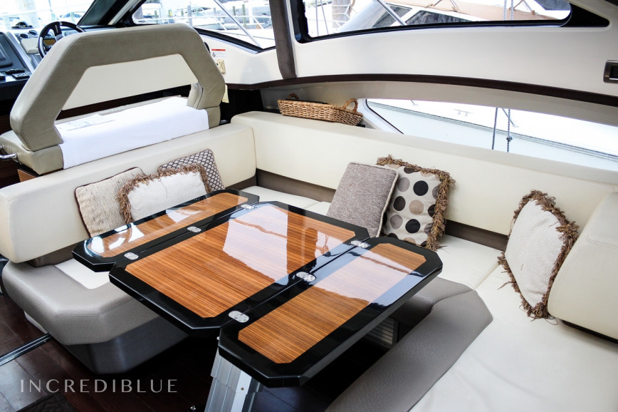 Marquis yachts 43'