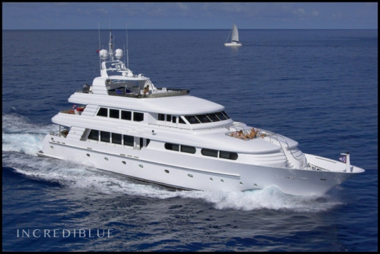 Yacht rent Cheoy Lee 125ft in Nassau, Bahamas