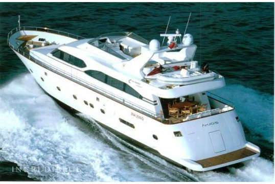 Yacht rent Hargrave 116ft in Miami Beach, South Florida