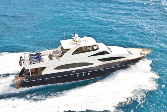 Yacht rent Hargrave 100ft in Miami Beach, South Florida