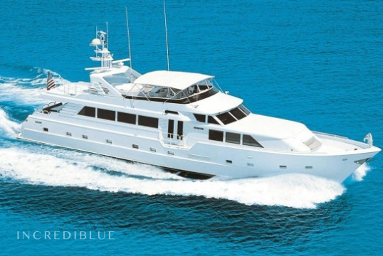 Yacht rent Custom 100' in Fort Lauderdale , South Florida