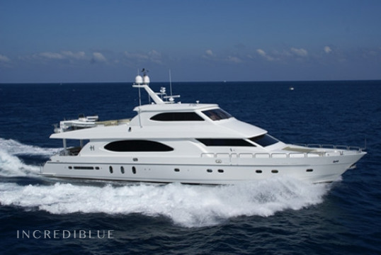 Yacht rent Hargrave 98ft in Miami Beach, South Florida