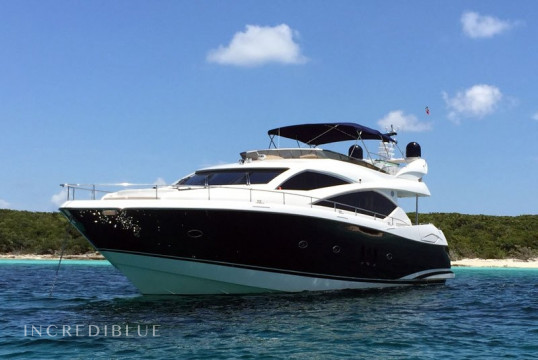 Yacht rent Sunseeker 75' in Naples (Florida), South Florida