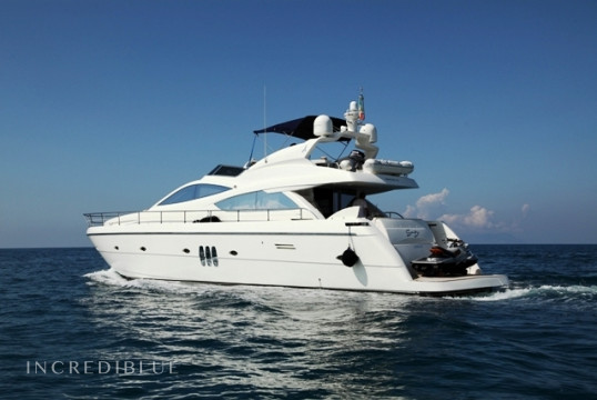 Yacht rent Abacus Marine 70 in Porto dell'Etna, Riposto