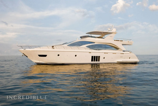 Yacht rent Azimut 62 in Miami Beach, South Florida