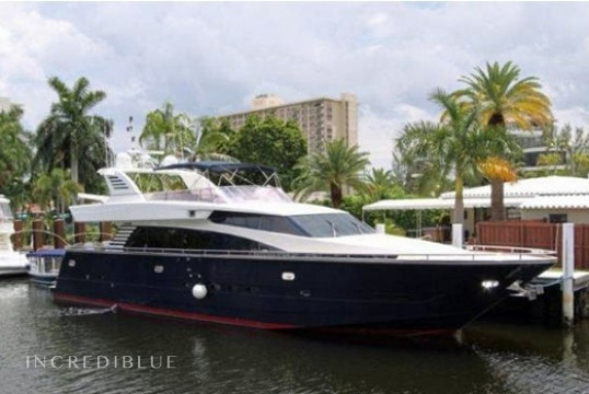 Yacht rent Horizon 76ft in Miami Beach, South Florida