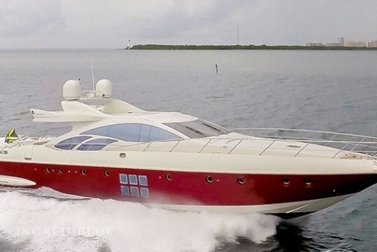 Yacht chartern Azimut 86S, Miami Beach, South Florida