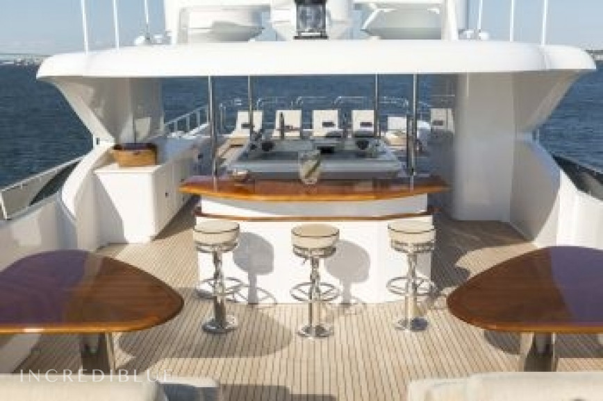 Luxus yacht Far From It, Bahamas   Incrediblue