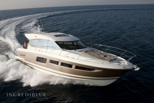 Motorboat rent Prestige 50 ft Prestige Yacht in Downtown Miami, South Florida