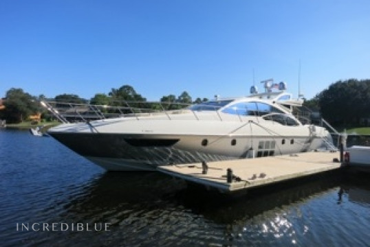 Yacht rent Azimut 62 ft Azimut in Abacos, Bahamas