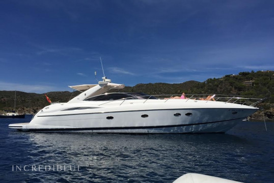 Yacht rent Sunseeker 56 Predator in Maó, Menorca