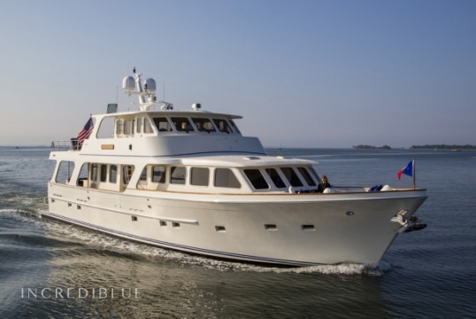 Yacht rent Custom Offshore in Nassau, Bahamas