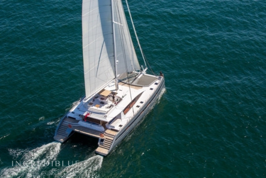 Catamaran rent JFA Chantier Naval in Tortola, British Virgin Islands