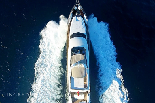 Yacht rent Maiora 28m in Port d'Eivissa, Ibiza