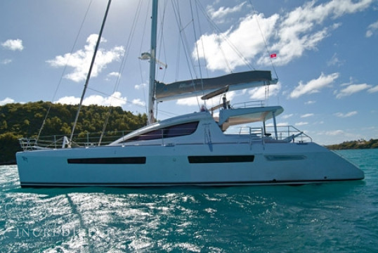 Catamaran rent privilege 60' in Nassau, Bahamas