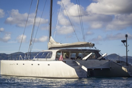 Huur catamaran Custom Gunboat 62 in Yacht Haven Marina, Nassau