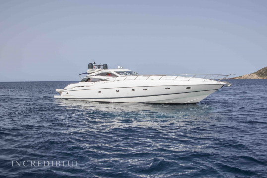 Yacht rent Sunseeker  Predator 75 in Port d'Eivissa, Ibiza