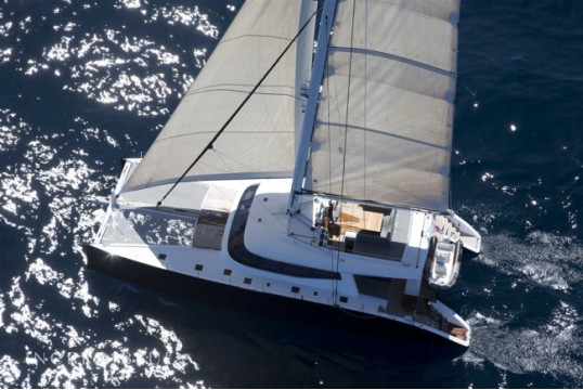 Catamaran rent Sunreef Yachts 80ft in Ile de Saint Martin, Saint Martin