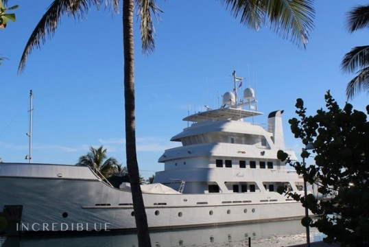 Yacht rent Custom Hike Metal Products Ltd in Miami Beach, South Florida