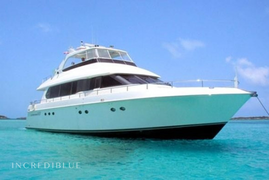 Yacht rent Lazzara  76' in Fort Lauderdale , South Florida