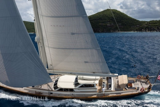 Sailing boat rent Custom Alloy Yachts in Newport, Rhode Island