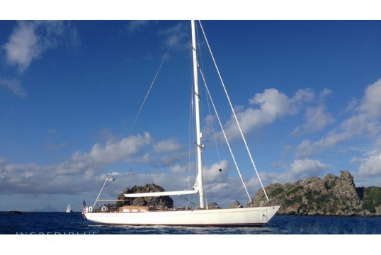 Sailing boat rent Custom Hinckley in Nassau, Bahamas
