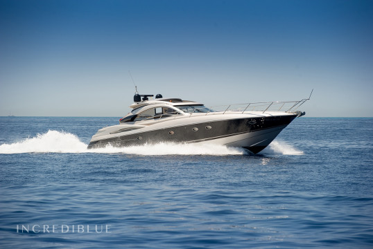 Yacht rent Sunseeker Predator 61 in Port d'Eivissa, Ibiza