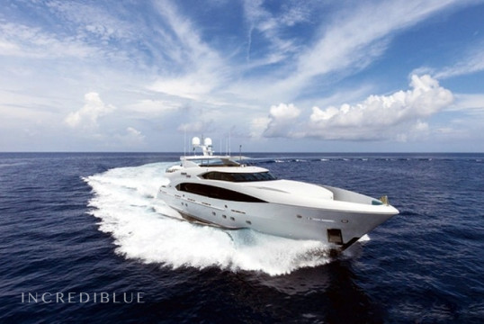 Yacht rent Trinity 120' in Fort Lauderdale , South Florida