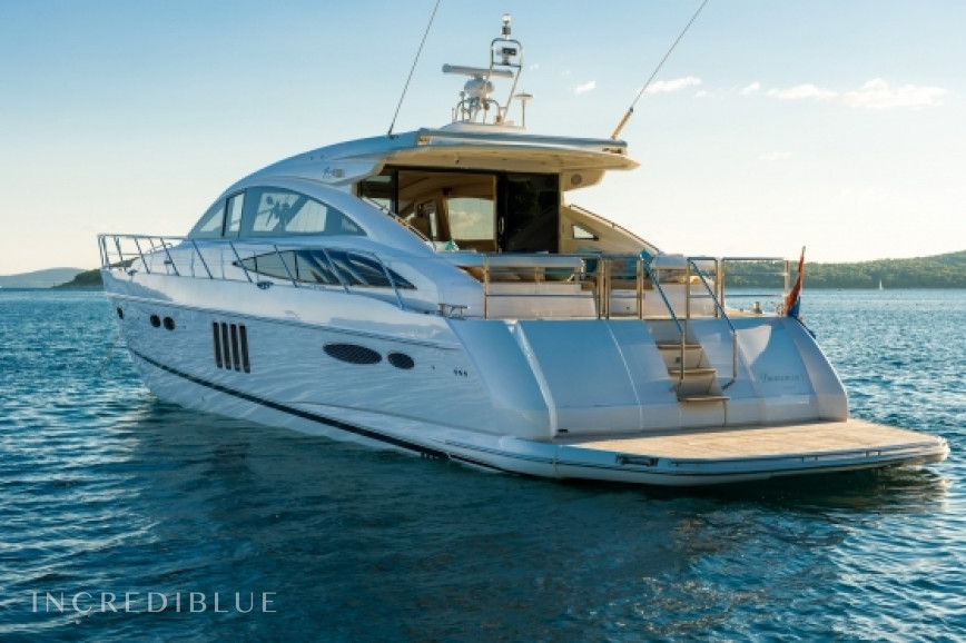 Rent This Amazing Princess V65 From 2009 In Split
