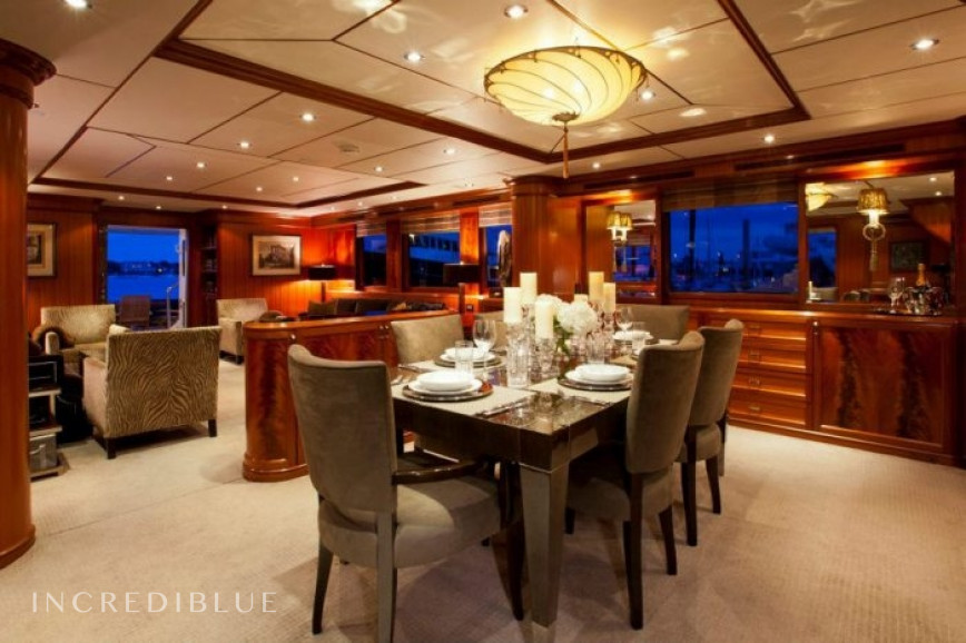 Luxury yacht Nordhavn Yachts 86', South Florida   Incrediblue