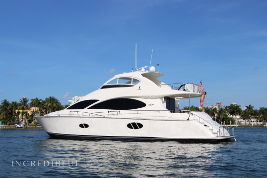 Yacht rent Lazzara  68 Lazzara in Miami Beach, South Florida