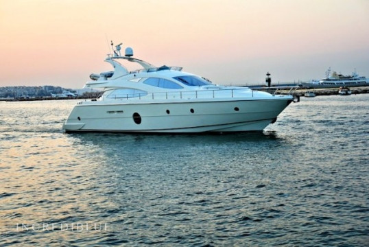 Yacht rent Aicon Yachts 64 Fly in Marina Kremik, Sibenik