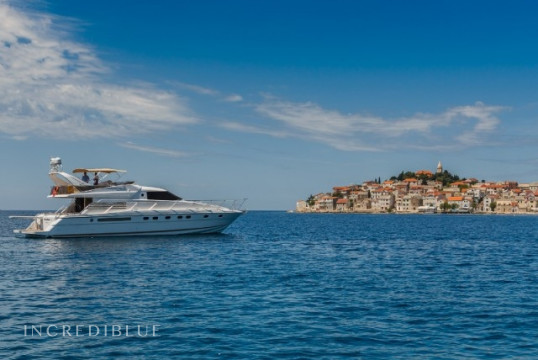 Ενοικίαση mega yacht Fairline Boats  65 Squadron μέσα Marina Kremik, Sibenik
