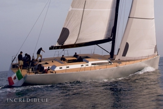 Sailing boat rent Custom Isy 71 in Cala Gavetta, Sardinia