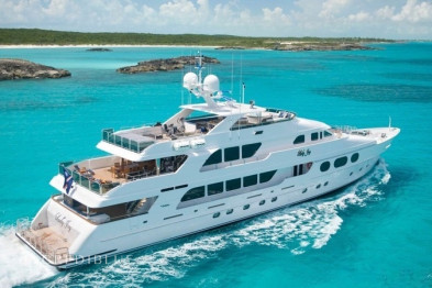 Christensen Shipyards 157'